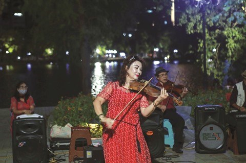 Hanoi, la fievre creatrice hinh anh 1