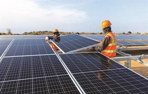 Ninh Thuan cherche a devenir un centre des energies renouvelables hinh anh 1