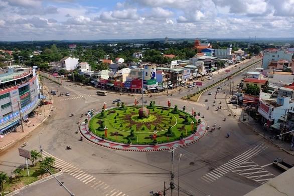 Deux localites de Binh Phuoc aux normes de la Nouvelle Ruralite hinh anh 1
