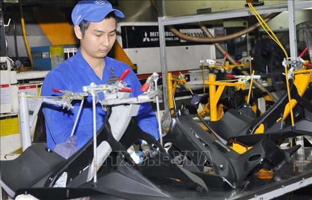 Hanoi consacre 8,63 M de dollars au developpement de produits industriels cles hinh anh 1