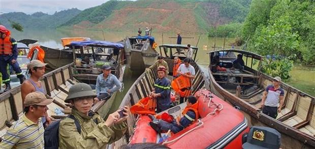 Dix-neuf victimes de la centrale hydroelectrique de Rao Trang 3 hospitalisees hinh anh 1