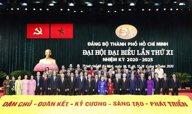 Le PM demande de faire de Ho Chi Minh-Ville une metropole intelligente de classe mondiale hinh anh 2
