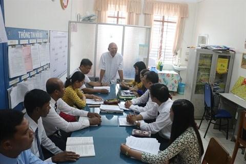 A Soc Trang, un professeur khmer se consacre corps et ame a la cause educative hinh anh 2