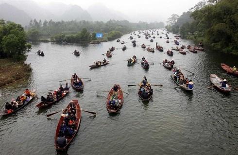 Le tourisme vert gagne du terrain a My Duc, en banlieue de Hanoi hinh anh 1