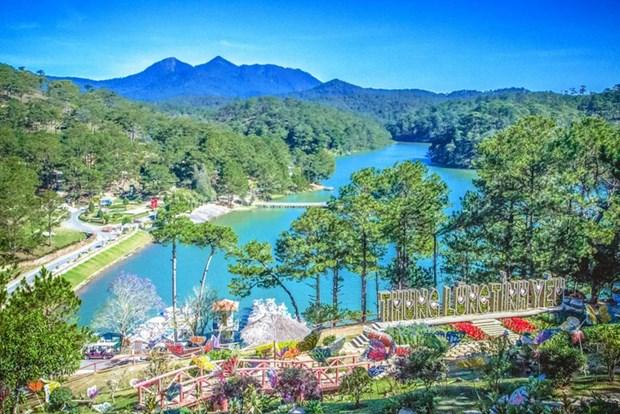 Lam Dong s'efforce de relancer son tourisme hinh anh 1