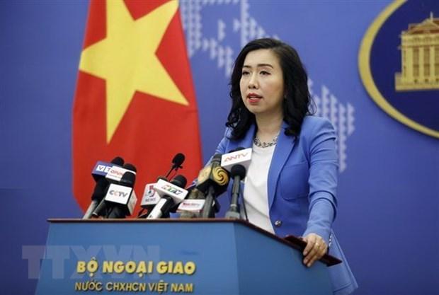 Le Vietnam proteste contre la creation de la soi-disant ville de Sansha hinh anh 1
