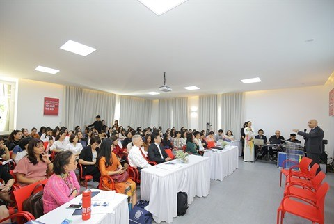 La pedagogie de Reggio presentee au Centre culturel italien de Hanoi hinh anh 1