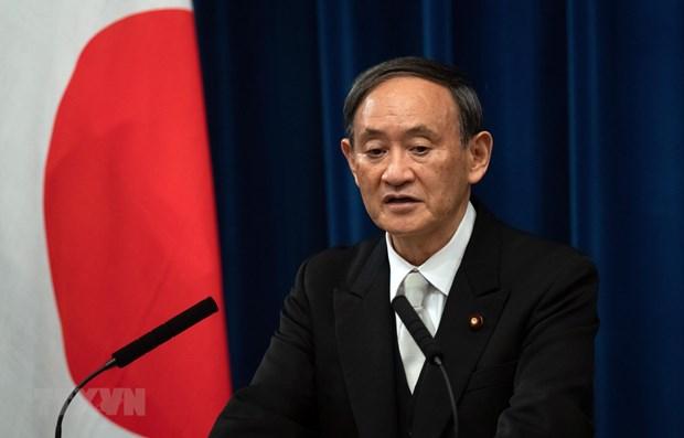 Le PM japonais et son epouse effectueront une visite officielle au Vietnam hinh anh 1