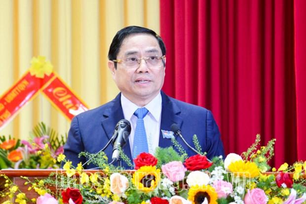 Soc Trang: Lam Van Man elu secretaire du Comite provincial du Parti pour 2020-2025 hinh anh 2