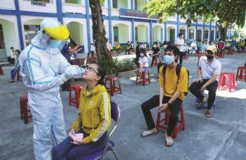 Vietnam : juguler la deuxieme vague de COVID-19 hinh anh 1