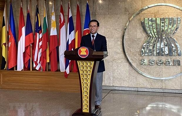 L'ASEAN et la Suisse conviennent d'elargir leur cooperation integrale hinh anh 1