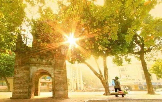 Le charme de l'automne de Hanoi hinh anh 1