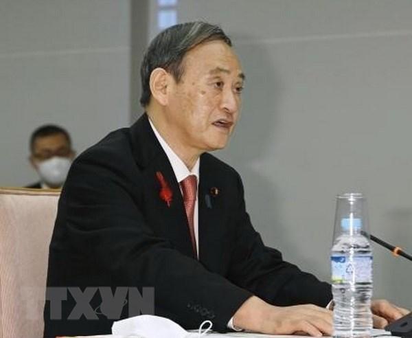 Visite prochaine du PM japonais au Vietnam pour renforcer les relations bilaterales hinh anh 1