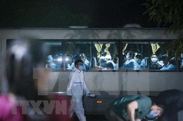 COVID-19: le Vietnam entre dans le 45e jour consecutif sans cas de transmission locale hinh anh 1