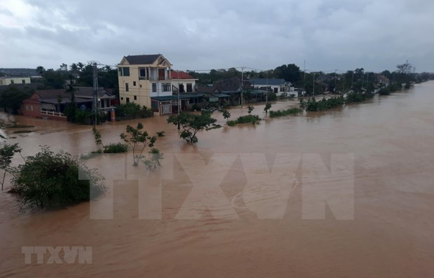 Les Etats-Unis soutiennent la reponse du Vietnam aux catastrophes naturelles hinh anh 1