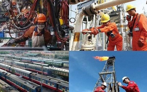Les 491 entreprises d'Etat valent pres de 3 millions de milliards de dongs hinh anh 1