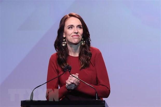 Le PM felicite le Parti travailliste neo-zelandais pour sa victoire electorale hinh anh 1