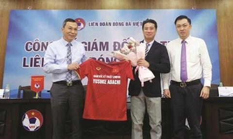 La Federation de football du Vietnam a un nouveau directeur technique national hinh anh 1