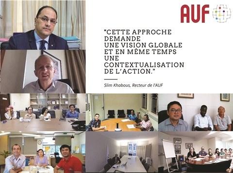 Reorganisation profonde et vision plus offensive de la francophonie hinh anh 1