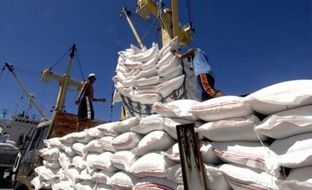 Les prix a l'exportation du riz vietnamien en hausse au cours des neuf derniers mois hinh anh 1
