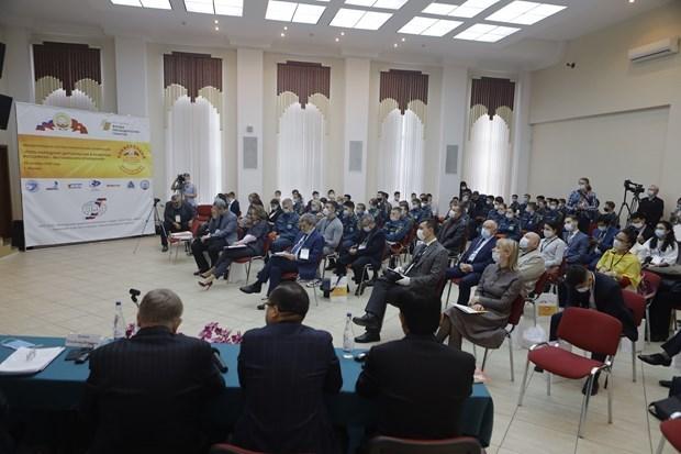 La diplomatie populaire importante pour les liens Vietnam-Russie hinh anh 1