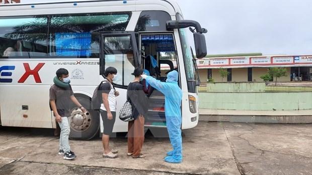 Le Vietnam enregistre trois nouveau cas exogenes de coronavirus hinh anh 1