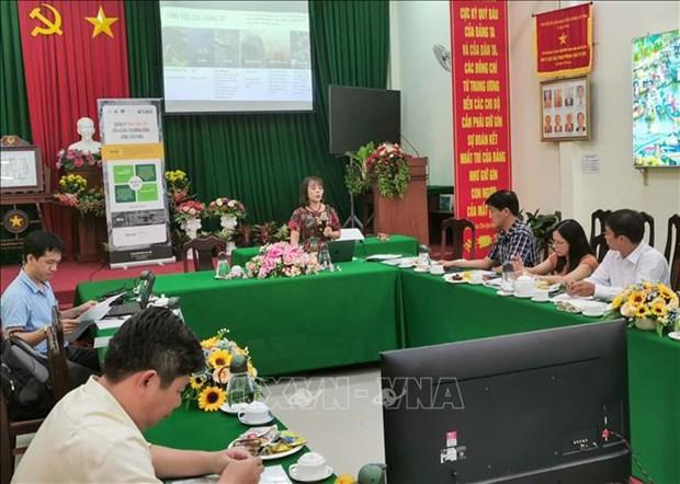 Le WWF aide le delta du Mekong a l'exploitation durable du sable hinh anh 1