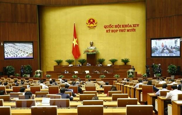 L'AN discute du traitement des violations administratives et des accords internationaux hinh anh 1
