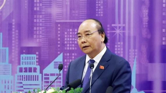 Le PM Nguyen Xuan Phuc au Sommet des villes intelligentes de l'ASEAN hinh anh 1