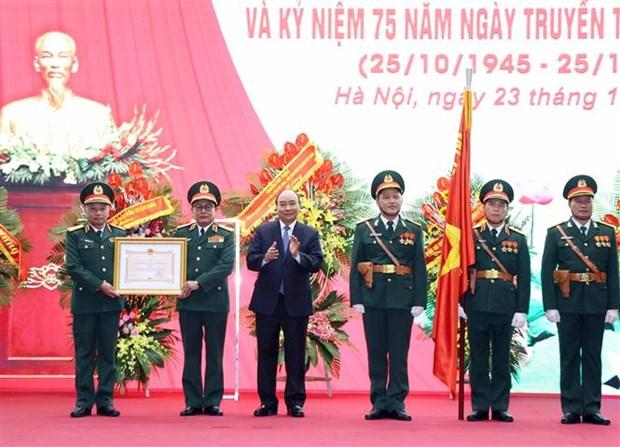 Le Departement general du renseignement de defense a l'honneur hinh anh 1