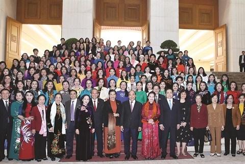 Le Vietnam parmi les champions de l'egalite des sexes hinh anh 1