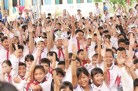 Le Vietnam parmi les champions de l'egalite des sexes hinh anh 2