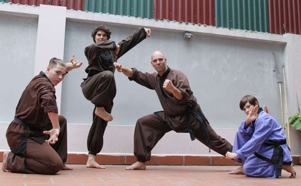 Son Long Quyen Thuat, d'une discipline martiale a une philosophie de vie hinh anh 4