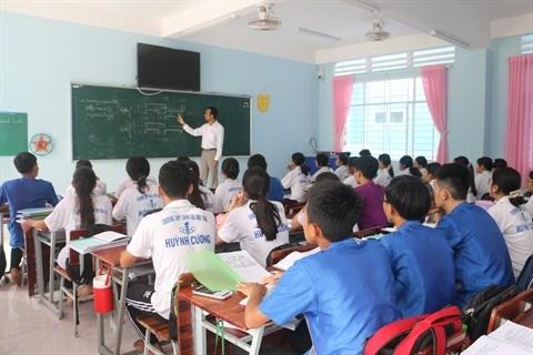 A Soc Trang, les eleves de l'ethnie khmere ont soif d'apprendre hinh anh 2