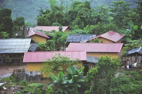 Dans le Nord, Muong Nhe a l'assaut de la pauvrete hinh anh 4