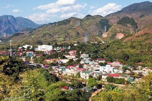 Dans le Nord, Muong Nhe a l'assaut de la pauvrete hinh anh 1