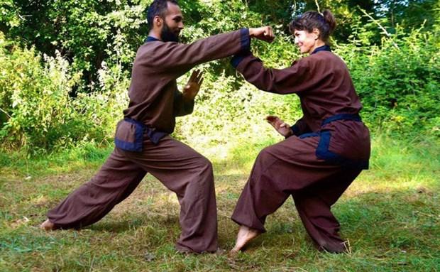 Son Long Quyen Thuat, d'une discipline martiale a une philosophie de vie hinh anh 3