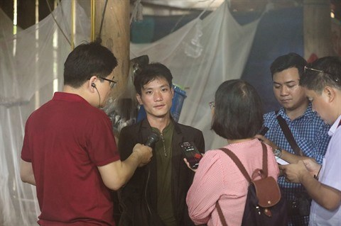 Dans le Nord, Muong Nhe a l'assaut de la pauvrete hinh anh 3