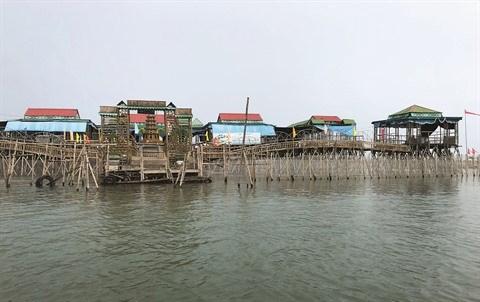 Thua Thien-Hue : Entre terre et mer, le marais de Chuon hinh anh 2