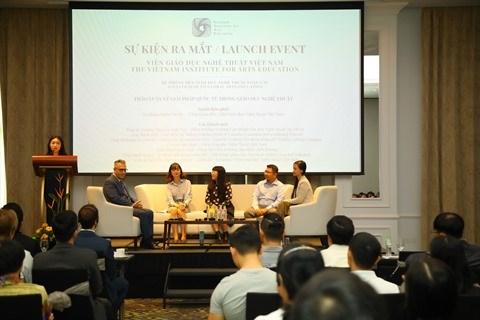 L'Institut d'education artistique du Vietnam voit le jour hinh anh 1
