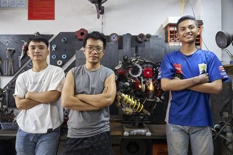 ABM Shop : la joie du recyclage des ferrailles automobiles hinh anh 2