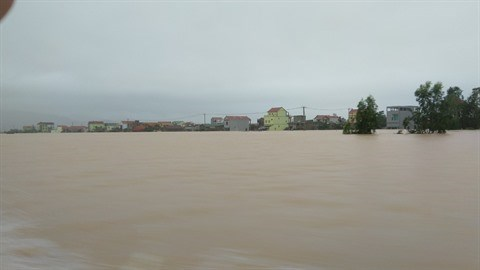 Environ 150.000 sinistres des inondations ont besoin d'aide hinh anh 1