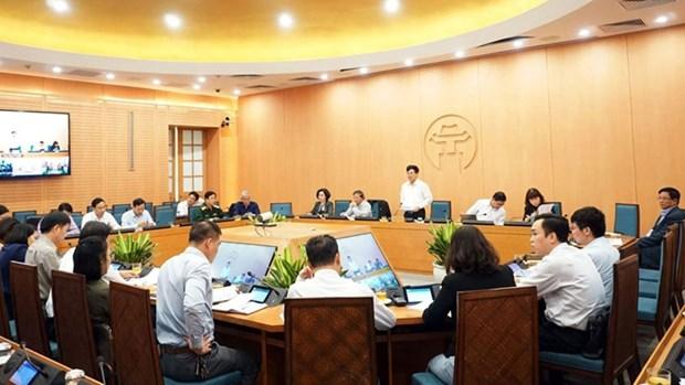 Hanoi : le port des masques devient obligatoire dans les lieux publics hinh anh 1