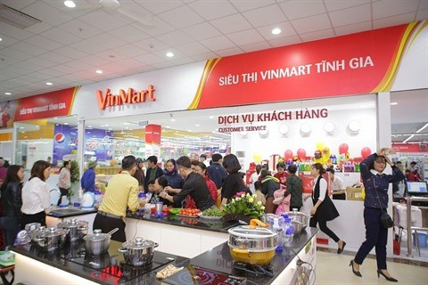 Thanh Hoa : les detaillants innovent et elargissent leur portee hinh anh 1