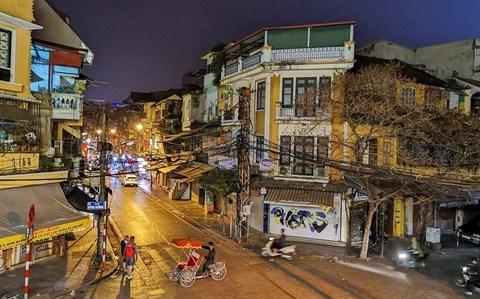 Hanoi : le Vieux quartier cherche a se mettre en valeur hinh anh 1