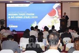 Forum virtuel sur l'exportation des produits alimentaires et de boissons en 2020 hinh anh 1