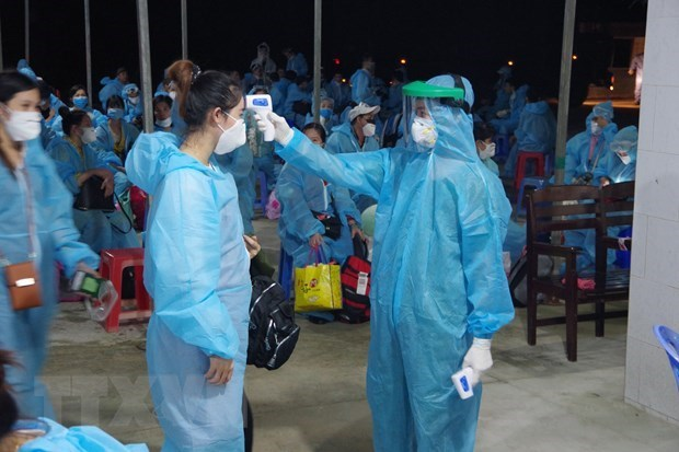 COVID-19 : aucune nouvelle infection n'est signalee samedi matin hinh anh 1