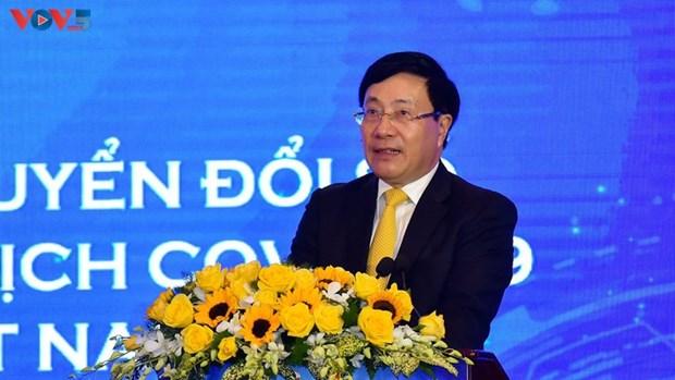 Developper l'economie numerique au Vietnam hinh anh 1