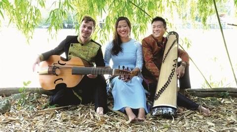 Une nouvelle aventure musicale pour Tri Nguyen hinh anh 1