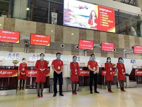 Vietjet brille sur la carte de l'aviation mondiale au 3e trimestre hinh anh 2